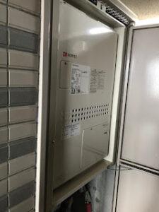生駒市給湯器交換02After