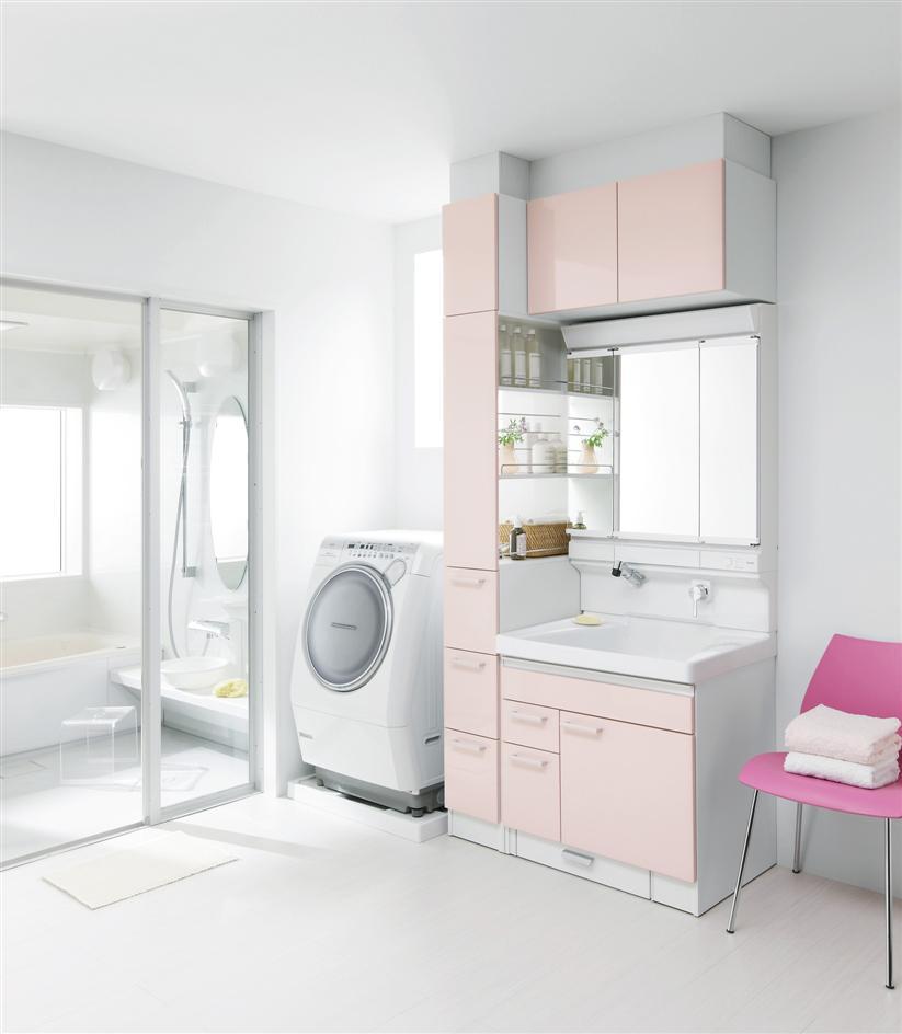TOTO 洗面化粧台 サクア